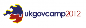UK GovCamp 2012 official logo